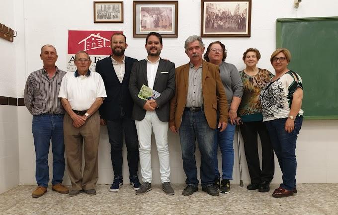 David Caballero se reúne con ASAJA para trasladarle sus propuestas en materia de agricultura