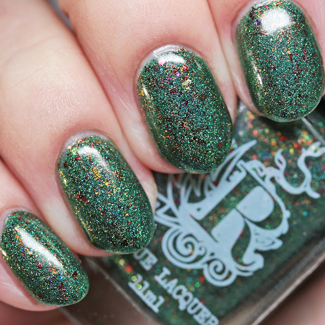 Rogue Lacquer Cactus Country
