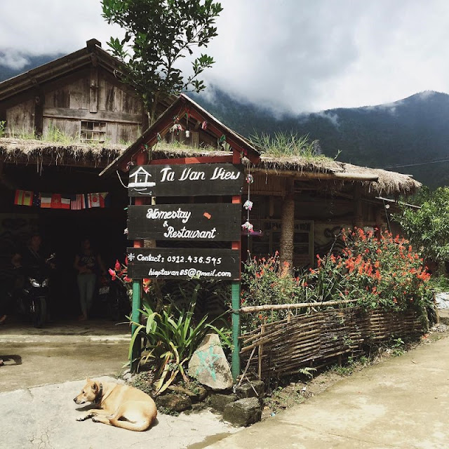 Travel Sapa with a homstay tours