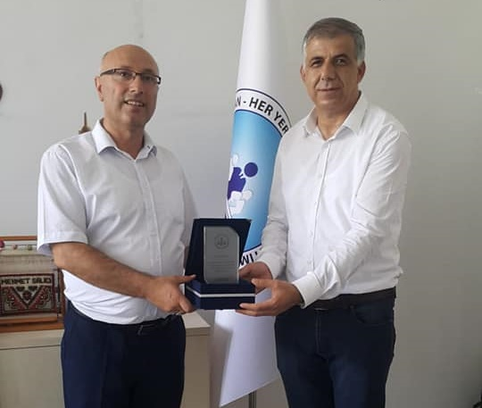 Bozova Halk Eğitim Müdürü Değişti