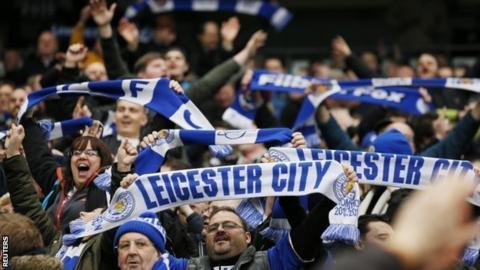 Leicester City Wins 2015/2016 English Premier League Title