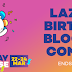 LAZADA BIRTHDAY 5th BLOGGER CONTEST