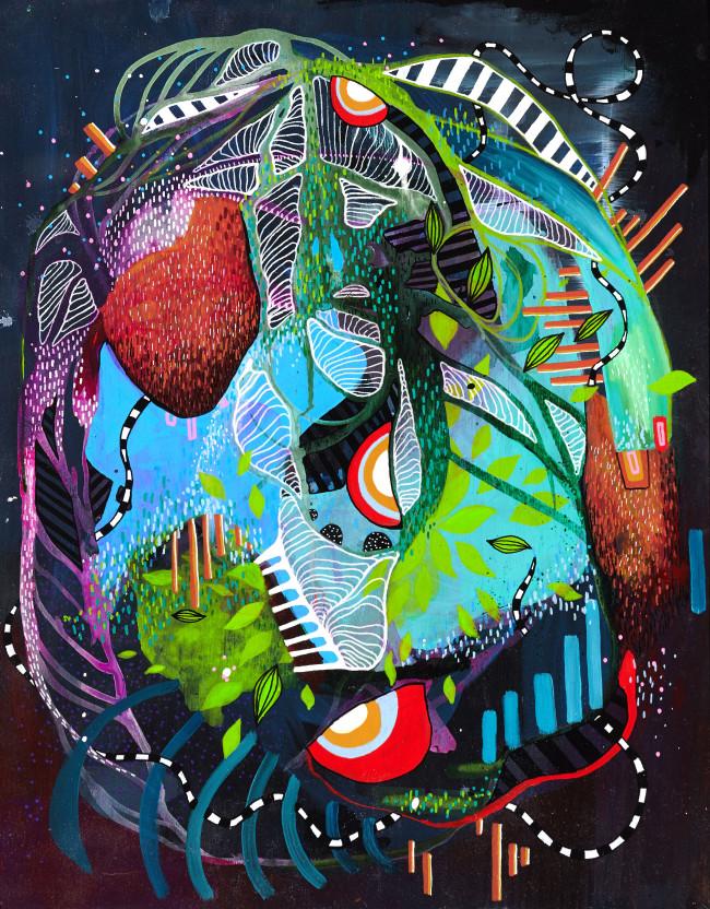 Por amor al arte: Julia Benz