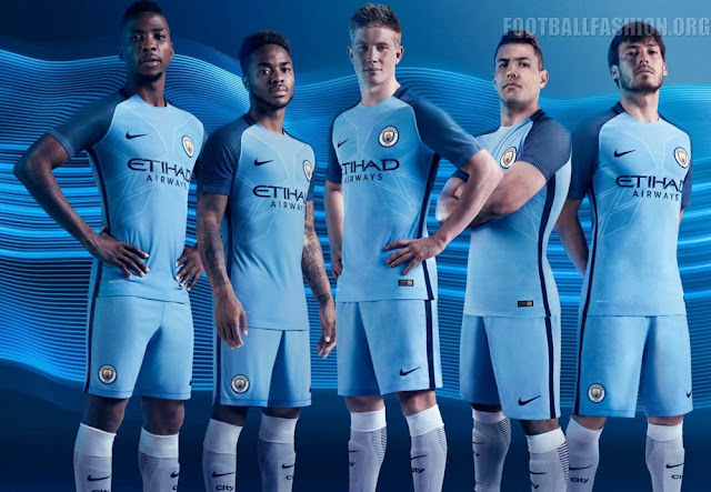 Manchester City Home 2016/2017