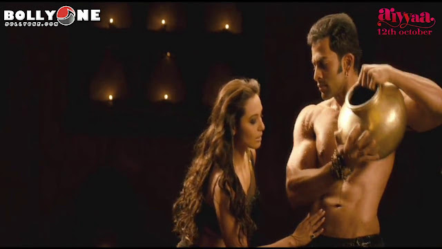 Rani Mukerji Belly Dance