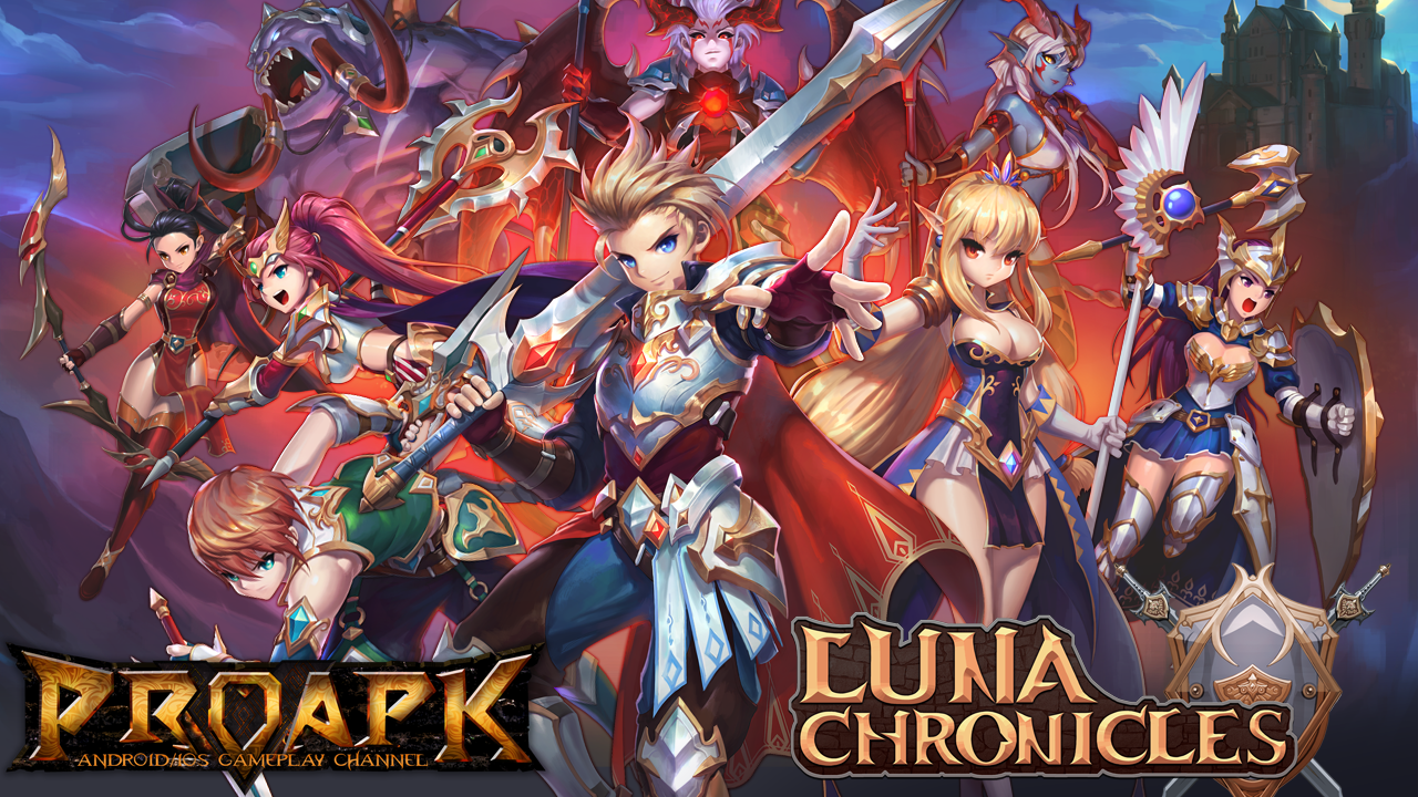 Luna Chronicles Prelude