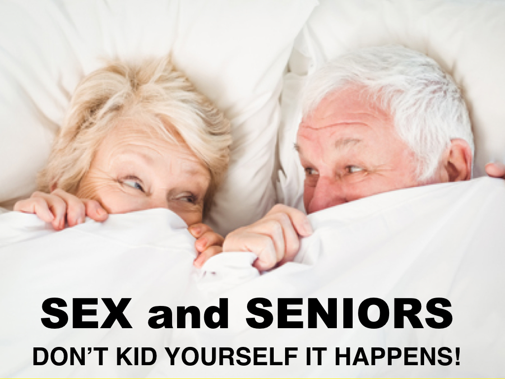 sterotypes of old people and sex