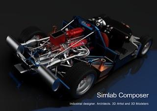 SimLab Composer 8.2.1 Win/macOS