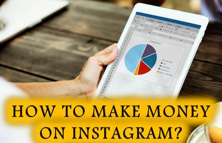 how to make money on instagram, by millionaire addicted