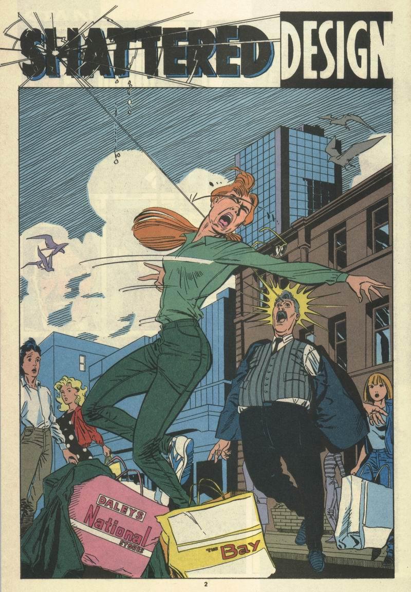 Read online Alpha Flight (1983) comic -  Issue #77 - 4
