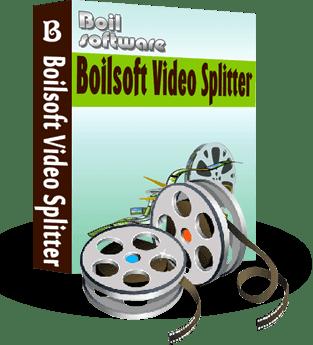تحميل برنامج قص و تقطيع الفيديو boilsoft video splitter
