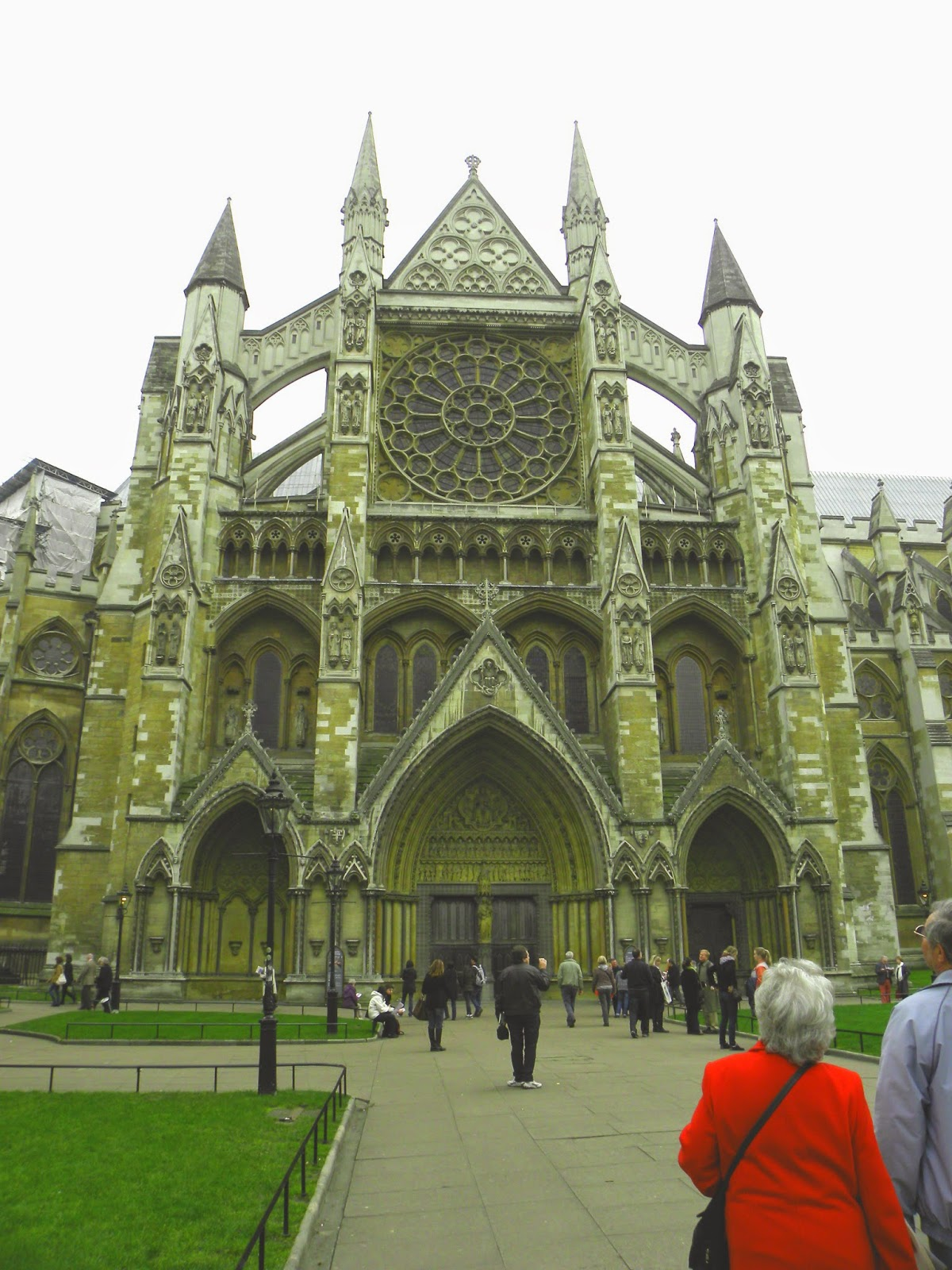 Catedral-de-Westminster-Londres