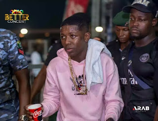 """Friends Mocked Me For Choosing Agege Stadium For My Concert"" – Small Doctor Reveals"