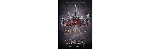 Reseña: Princesa de Cenizas