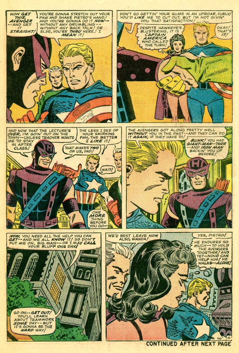The Avengers (1963) 26 Page 5