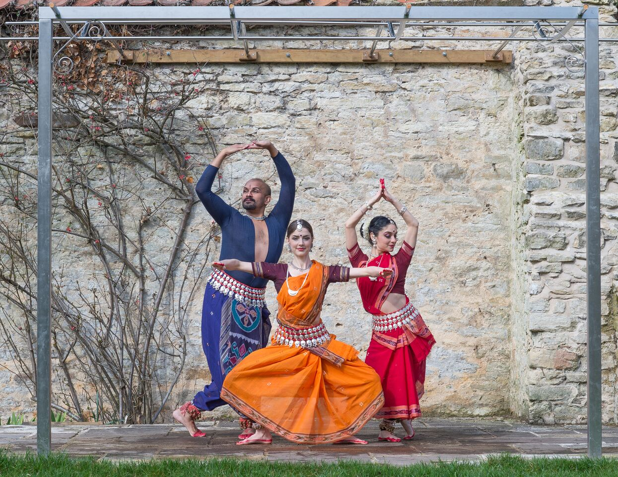 Great Exhibition of the North - What's On For Kids & Teens | Gateshead Quays  - Odissi dancers