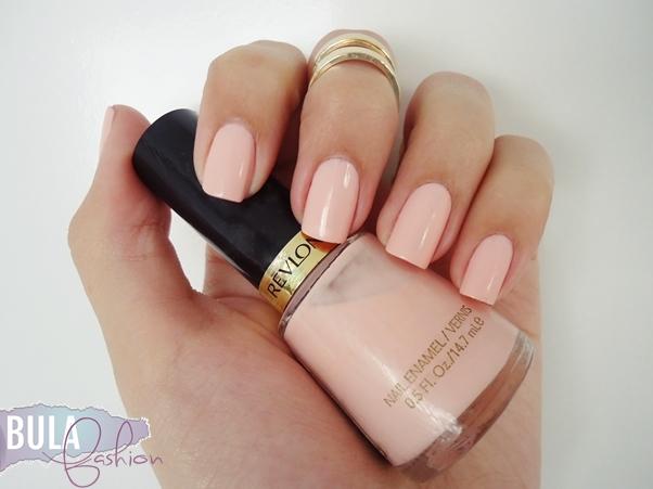 Esmalte Peach Petal Revlon Tons Pastéis