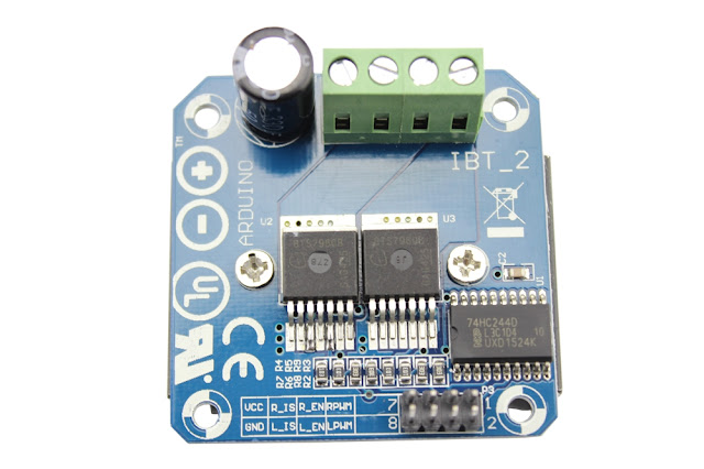 MODULE IBT-2 BTS7960 ATAS