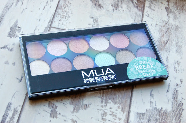 Make Up Academy pallete