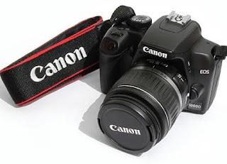 Daftar Harga Kamera Canon Terbaru
