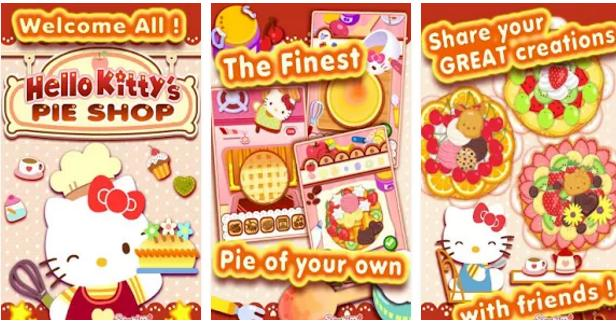 Hello Kitty Memasak Apk Screenshot