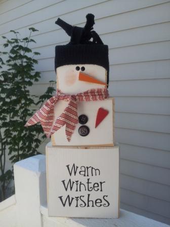 Super Saturday Craft Kits Warm Wishes Snowman