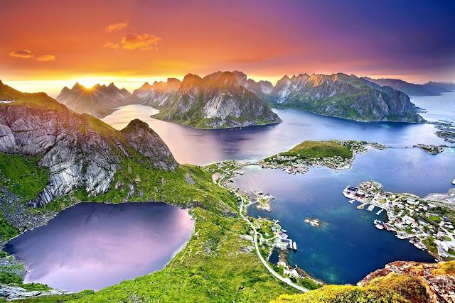 Trang hoàng cho Desktop bằng bộ hình nền chủ đề thiên nhiên tuyệt đẹp