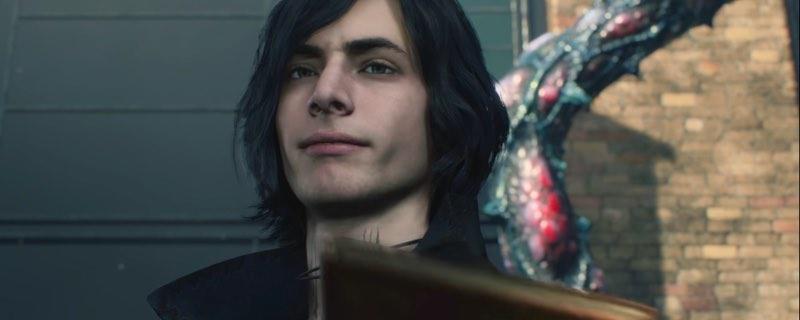 Tercer vídeo sobre los personajes de Devil May Cry 5, ahora con V