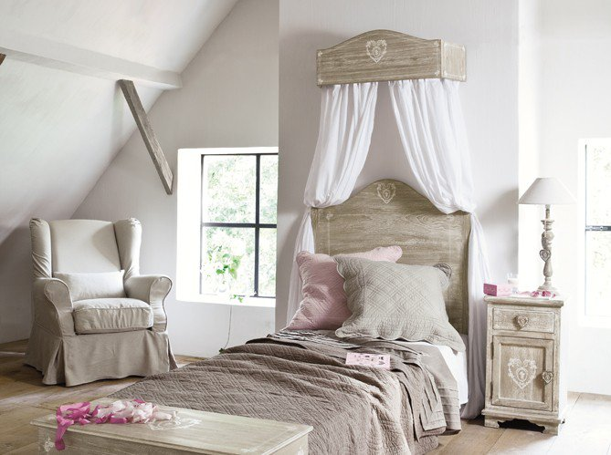 inspiring country chic bedroom decorating ideas | Modern Country Style: 50 AMAZING And Inspiring Modern ...