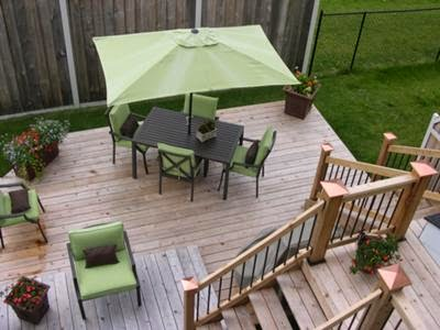 Urban small yard patio ideas