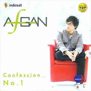 Afgan - Confession No.1 (Album 2008)