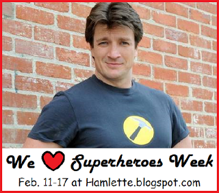 We Love Superheroes Week