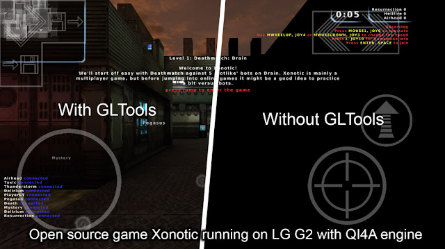 Free download GLTools [root] (gfx optimizer) Apk PRO v2.2 Latest Android Cracked