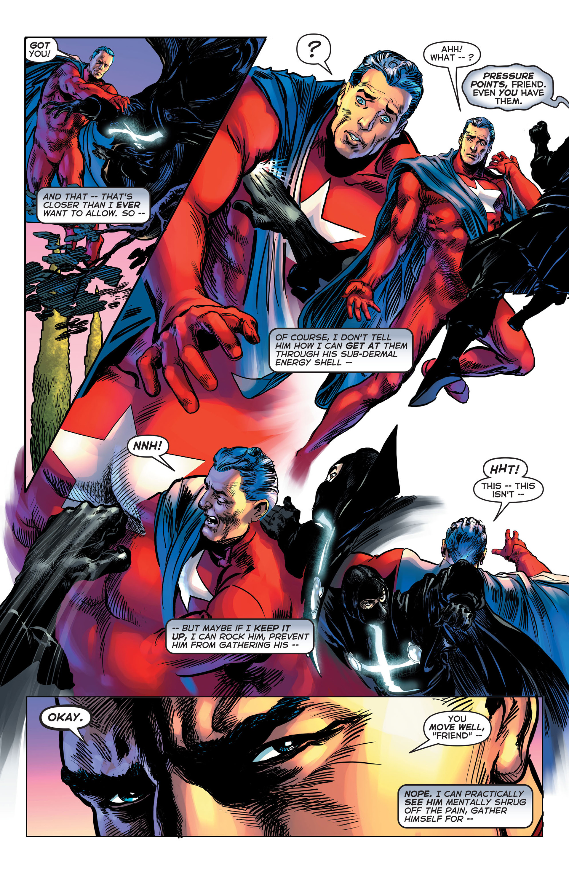 Read online Astro City comic -  Issue #8 - 11