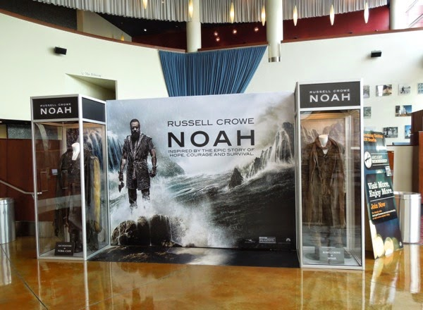Original Noah movie costumes