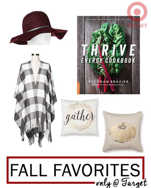 Target fall fashion