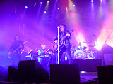 Europe live, Joey Tempest, John Levén, Mic Michaeli, Ian Haugland