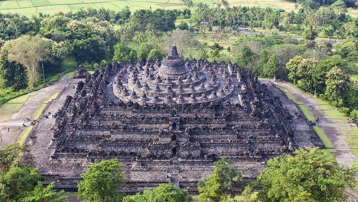 Kisah, Sejarah, dan Asal Usul Candi Borobudur yang Menakjubkan