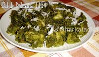 Spinach Idli