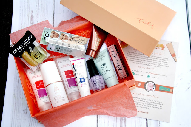 Tili Beauty Box from QVC