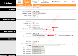 TP link Router Setting (Wireless WiFi Setting and Security)