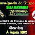 4ª Cavalgada do Grupo Sela Rasgada, no povoado de Alagoinhas,município de Mairi