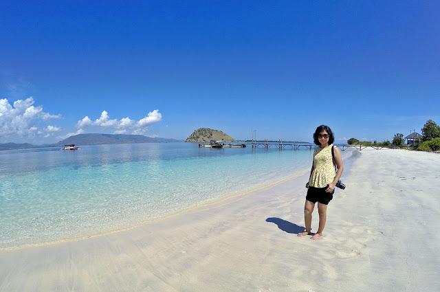 Pulau Paserang Sumbawa Barat