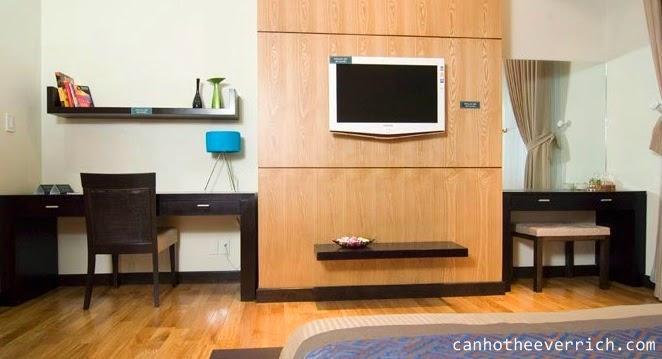 nội thất căn hộ the everrich