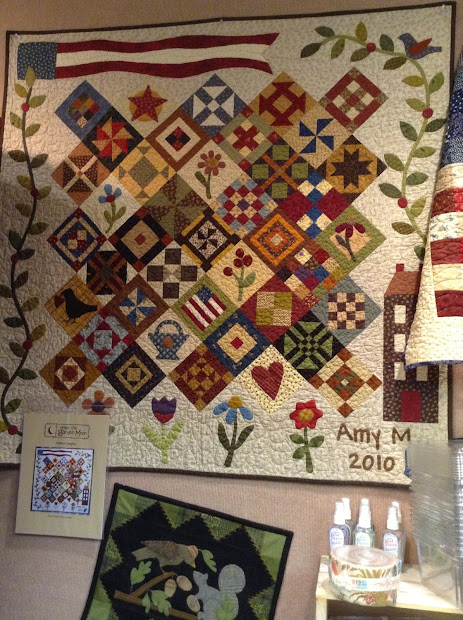 1000 Ideas Quilts Country Sampler
