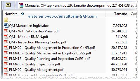 Manuales SAP QM - Consultoria-SAP