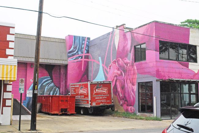 RVA Street Art: Richmond Mural Project 2016 | Yeti Crafts