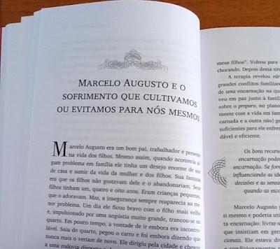 A história da vida passada de Marcelo Augusto contada no livro Nascer Várias Vezes - a reencarnação explicada