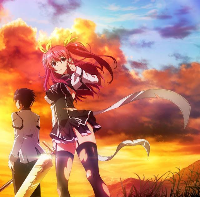 Anime Rakudai Kishi no Cavalry, znane również jako A Chivalry of a Failed Knight