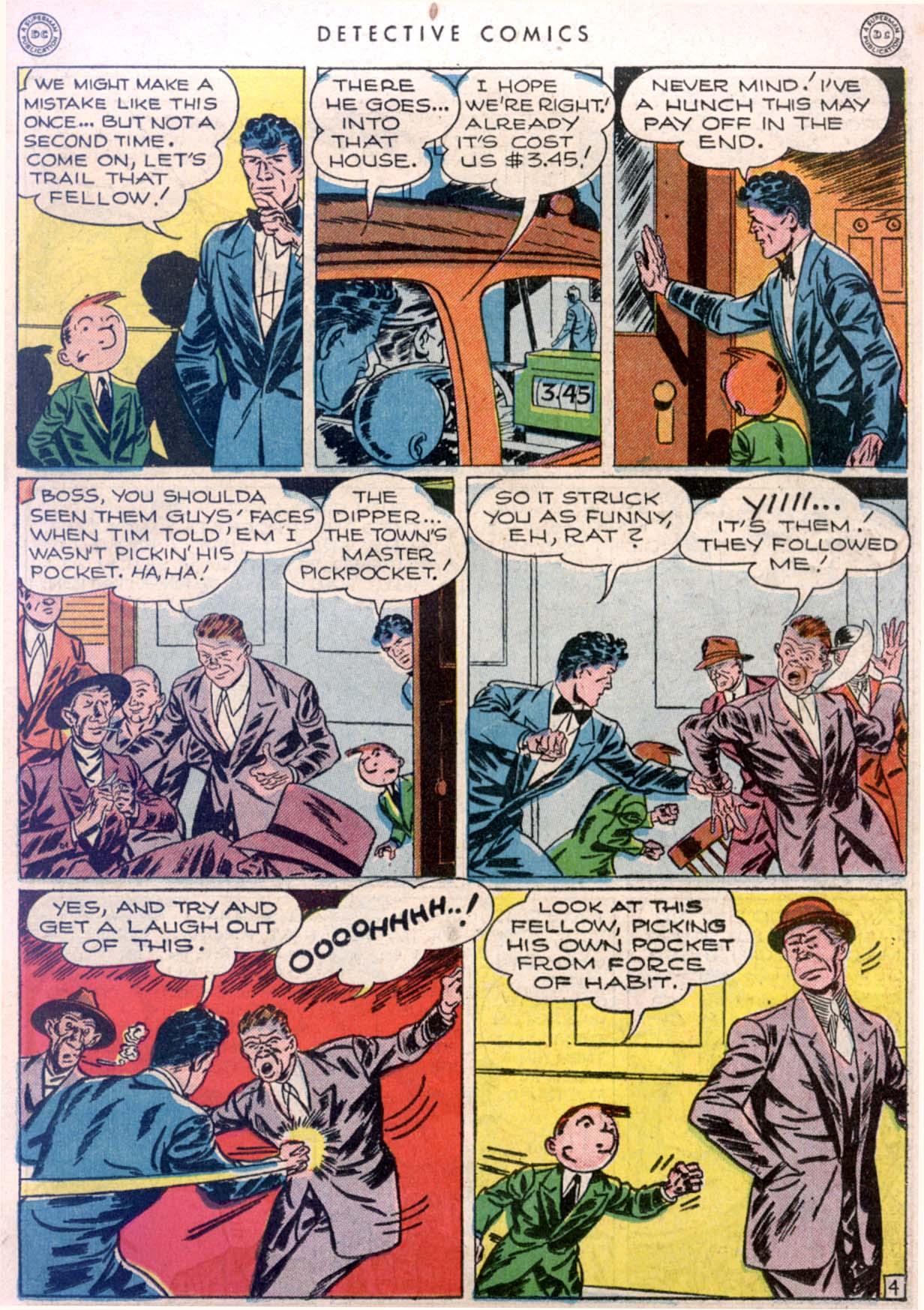 Read online Detective Comics (1937) comic -  Issue #106 - 23